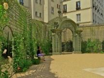 Jardin Anne-frank Soundlandscapes'