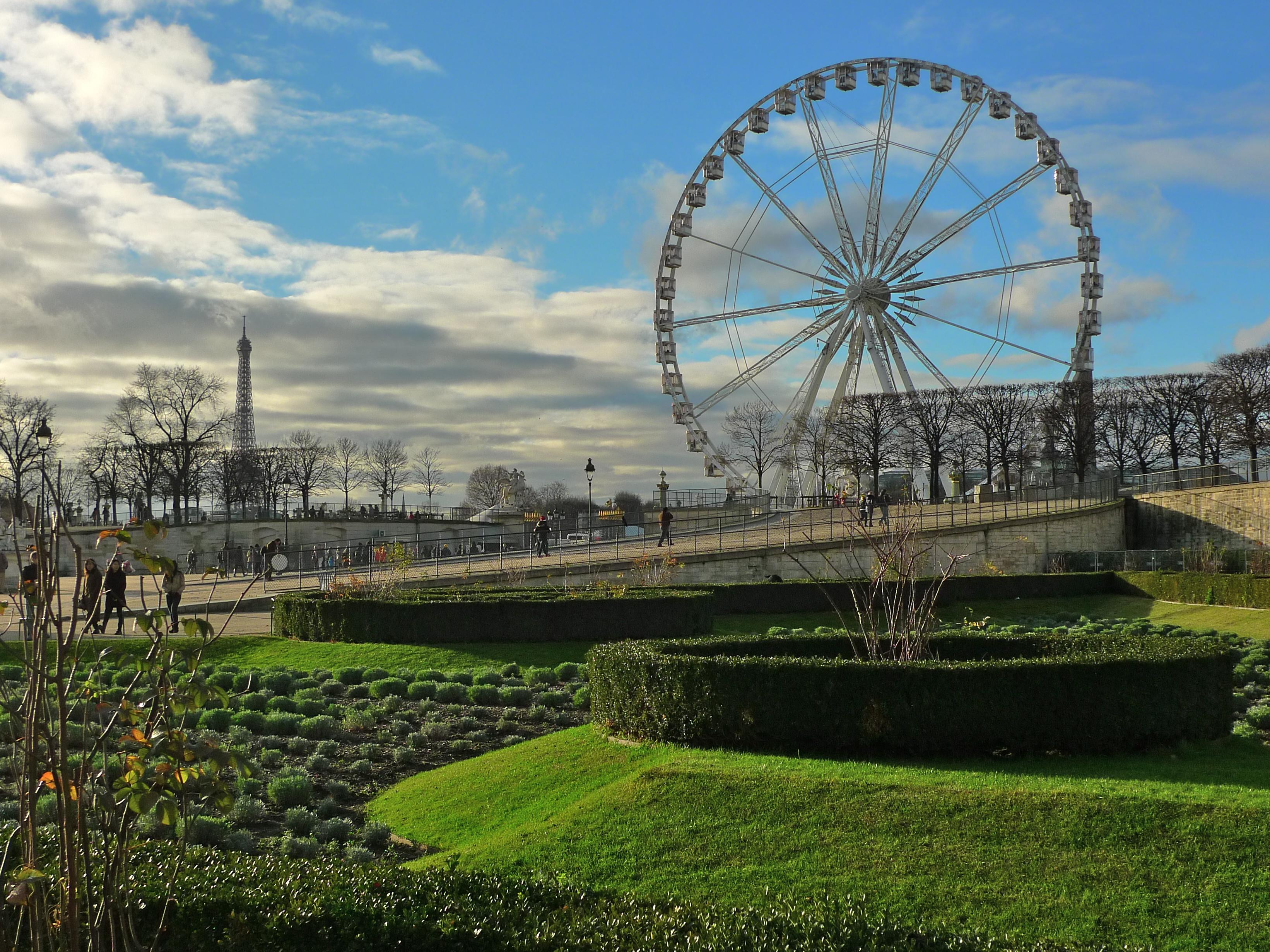 Jardin des Tuileries  Soundlandscapes Blog