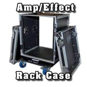 Amp & Effect Rack Cases