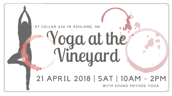 Yoga at the Vineyard