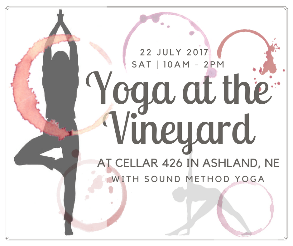 Yoga at the Vineyard Yoga Retreat
