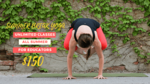 Summer Break Yoga