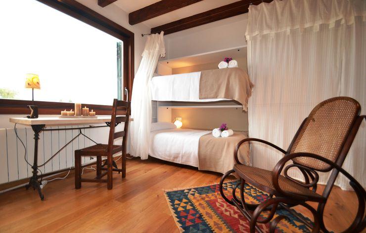 Mallorca Yoga Retreat Dorm Room
