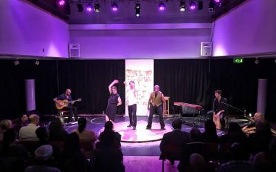 SoundMoves premieres at Attenborough Arts Centre