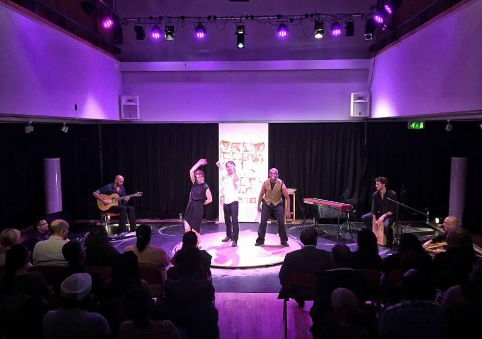 SoundMoves premieres at Attenborough Arts Centre