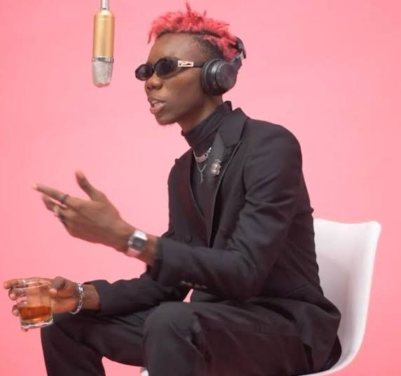 Blaqbonez calls out his absentee Dad who reached out to him after he got ''popular''