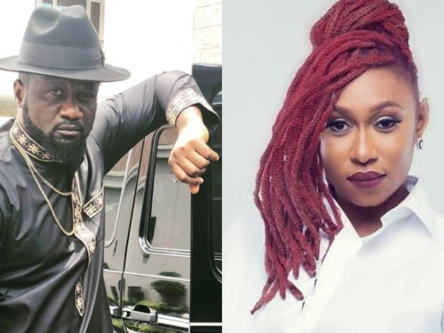 Here is the contract between Cynthia Morgan and Jude Okoye's