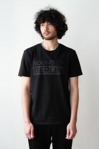 SOB Shop Tshirt Black Front