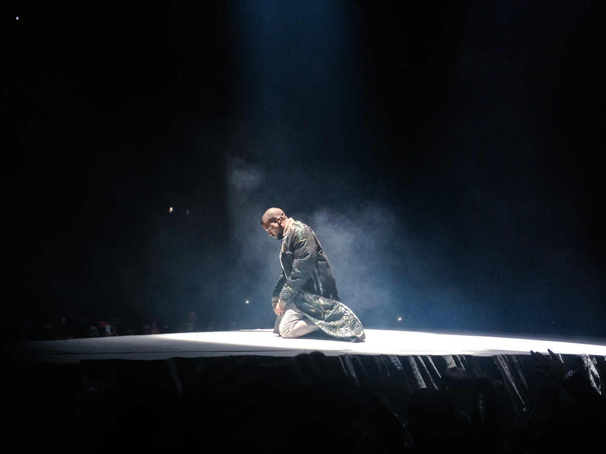 Kanye West U2013 11/17/13 U2013 TD Garden