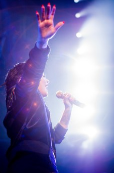 Demi Lovato by Tim Briggs