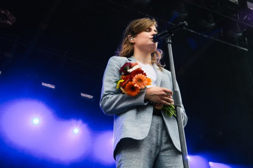 Christine and the Queens by Knar Bedian