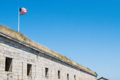 Fort Adams by Jon Simmons