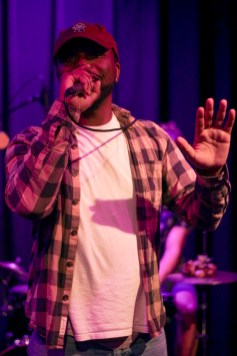 Live From Nowhere - Latrell James by Emily Arntsen