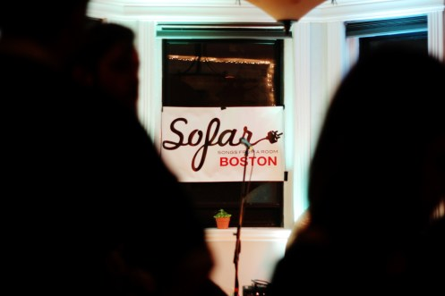 Sofar Sounds by Emily Arntsen