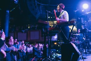 james vincent mcmorrow paradise rock club boston