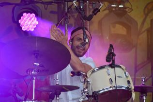 Mike Calabrese of Lake Street Dive