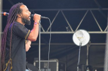 Ziggy Marley closes out the 2-day festival.