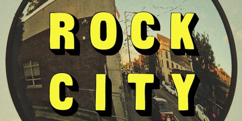 Rock City album art by The Maxims