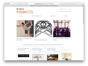 Yoga City NYC // Yoga Sleuth