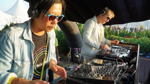 Clockenflap – Sound Off DJs