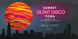 BENDER: Sunset Silent Disco Yoga