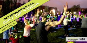 Sound Off™ International Day of Yoga — San Diego