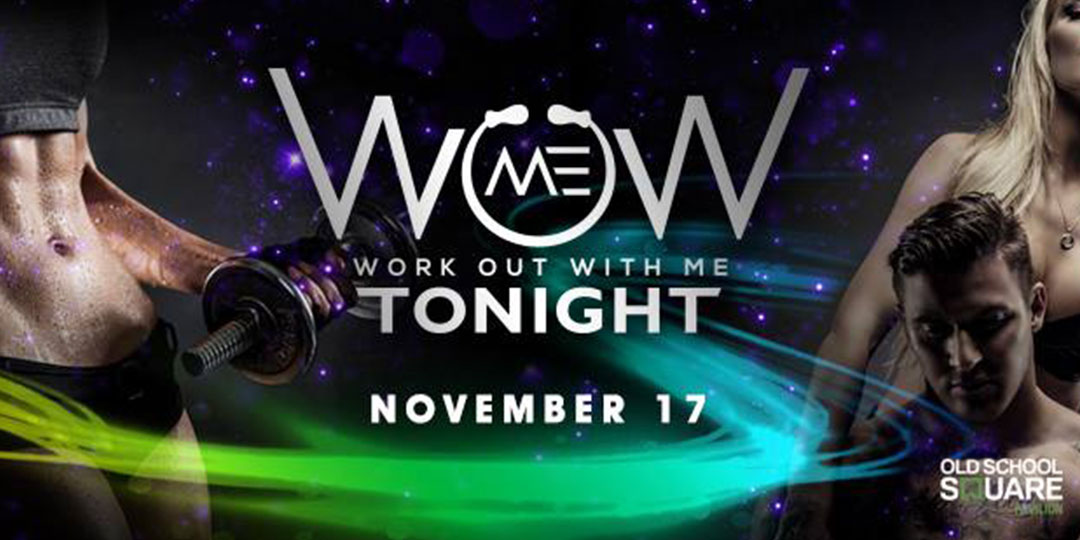 Work Out With Me Tonight