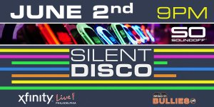 silent disco xfinity live