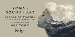 Yoga Sound Art