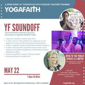 Yogafaith Sound Off Chicago