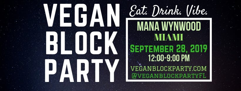 Sound Off x Warrior Flow @ Vegan Block Party