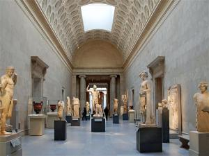 MindTravel SilentWalk at The Metropolitan Museum of Art in NYC - 3:00pm