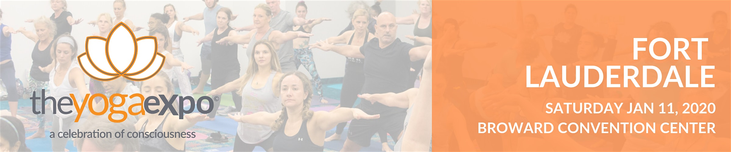 The Yoga Expo Fort Lauderdale: Warrior Flow Expo