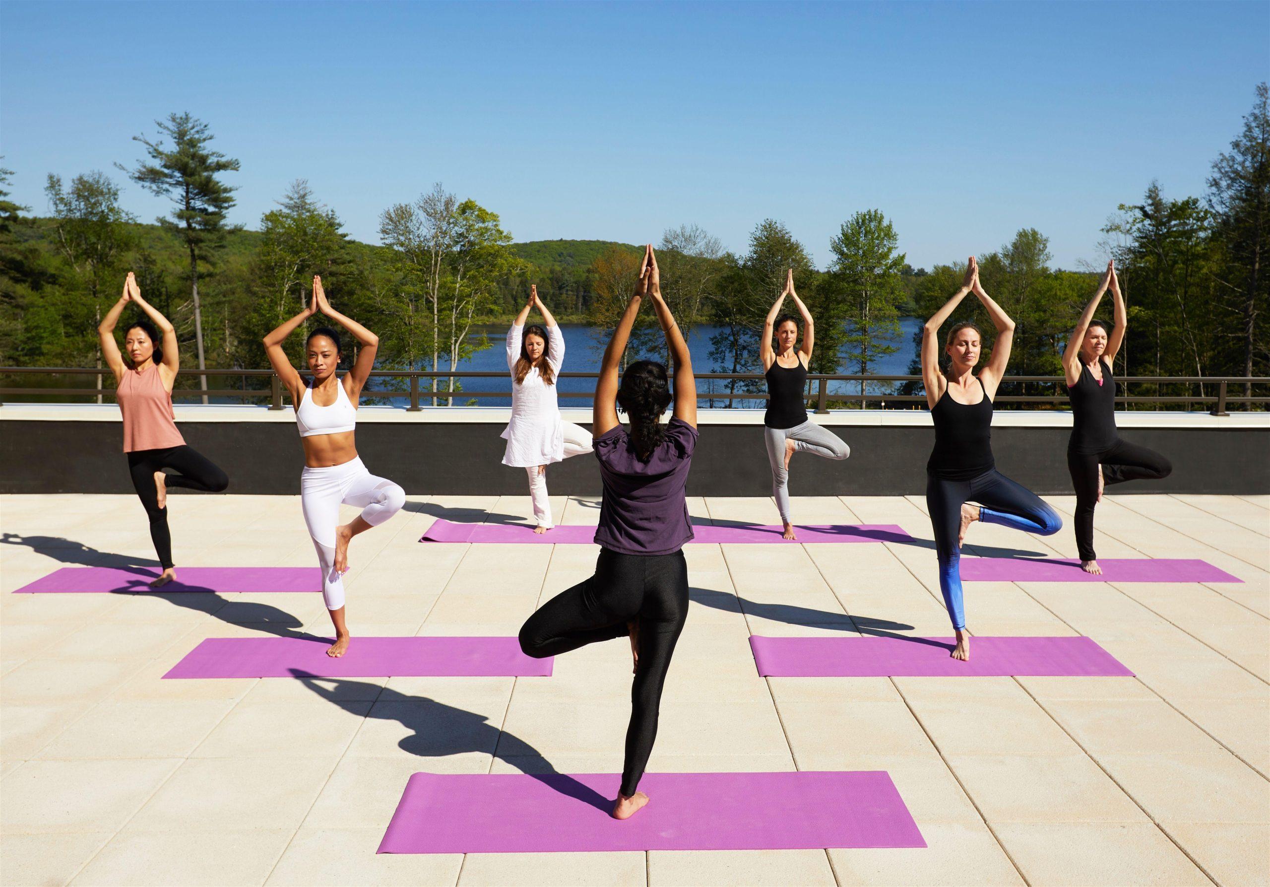 YO1 Spring Reset Health & Wellness Event
