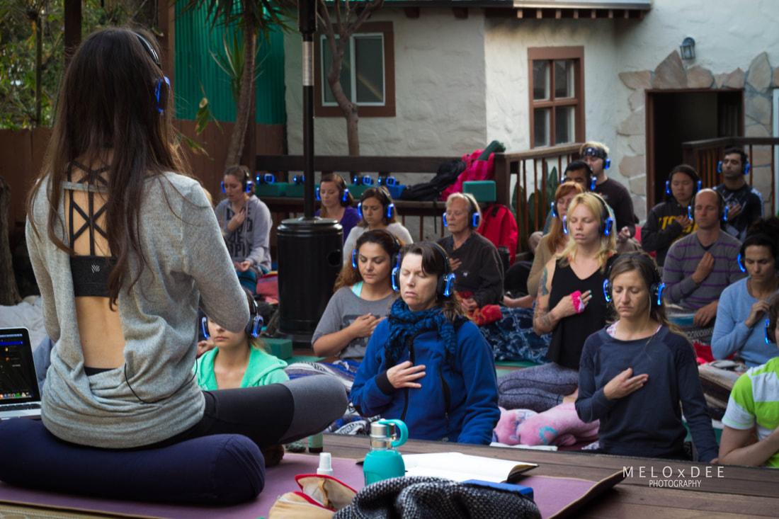Binaural Yoga Nidra