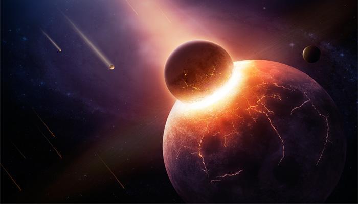 coliziune planetara