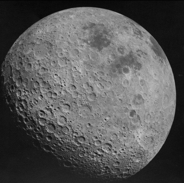 Partea intunecata a Lunii