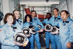 Remembering the Challenger Crew_1986