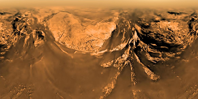Titan Huygens