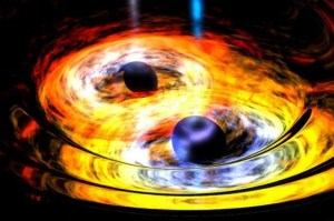 black-hole merger