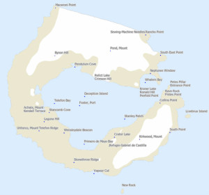 deception island harta