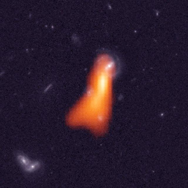 galaxie hidrogen 2