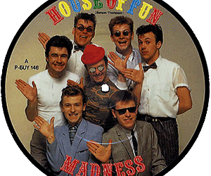 House Of Fun picture disc