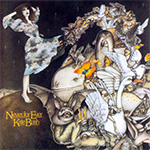 Never For Ever LP sleeve