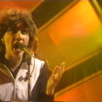 """Far away in time"" - Top of the Pops, 6 March 1980"