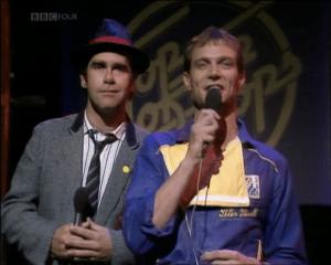Peter Powell & Elton John