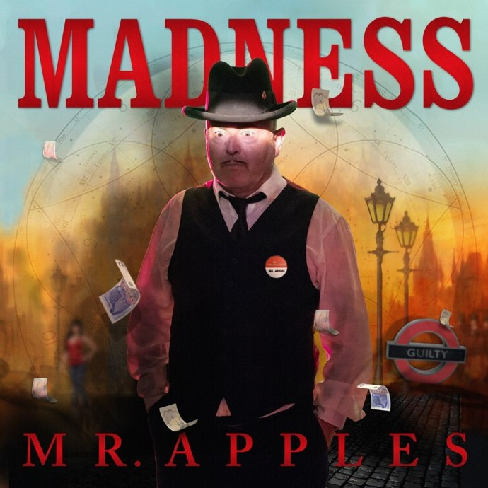 Madness Mr Apples sleeve