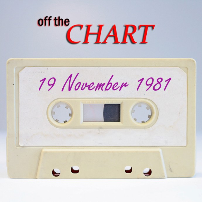 Off The Chart: 19 November 1981