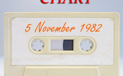 Off The Chart: 5 November 1982