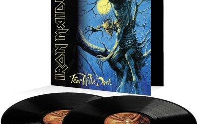 """Iron Maiden """"Fear of the Dark"""" 2017 vinyl"""